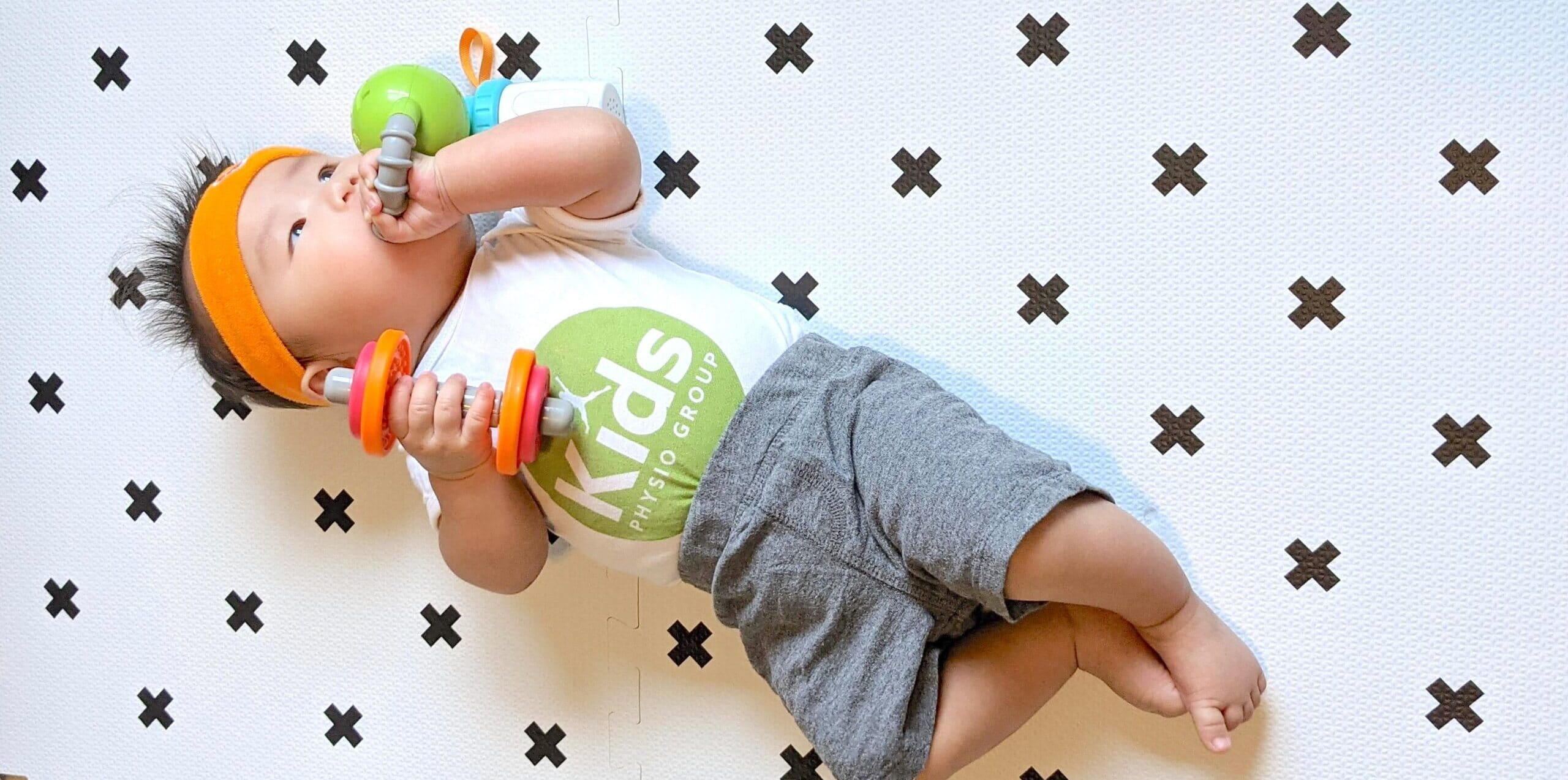 Physiotherapy for babies